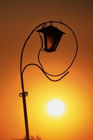 Андерсон старый фонарьщик
