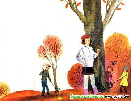 Иллюстрация к стихотворению Агнии Барто 'Шуточка про Шурочку'