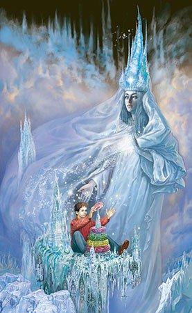 Снежная королева сказки андерсона