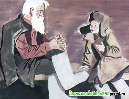 Филька рассказал Панкрату как обидел коня